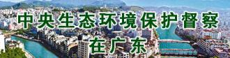 中央生态环境保护督察在广东